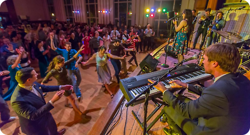 Uptown Swing Dance November 2015 photo album