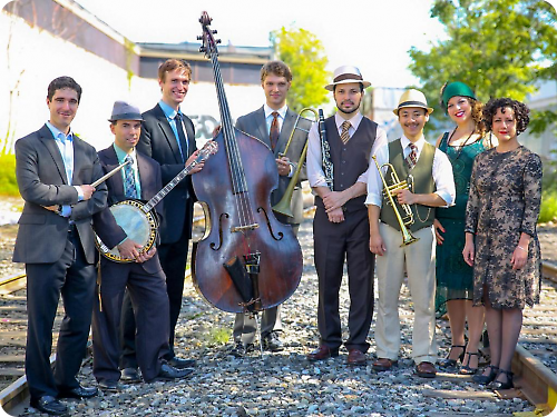 Gordon Au and The Grand St. Stompers