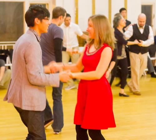 Lindy Hop/Swing Classes