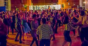 Lindy Hop Dance