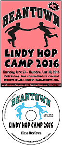 Beantown Camp 2016 Class Review DVD