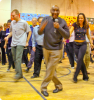 2018: 05/12: Uptown Swing Dance Special Frankie Manning Celebration