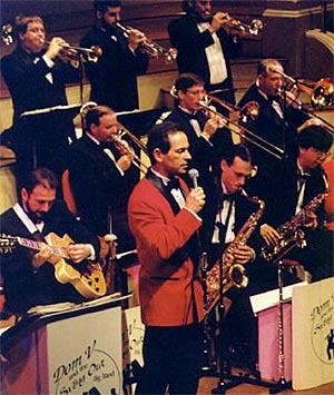 Dom V and the Swingout Big Band
