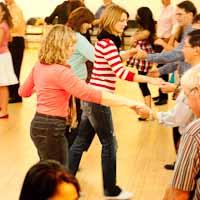 Lindy Hop Swing Dance Class