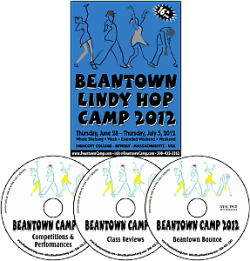Beantown Camp 2012 DVDs
