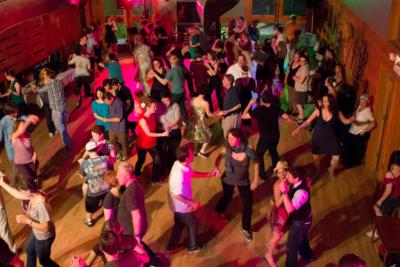 Lindy Hop/Swing Dancing