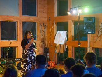 Taryn's Performance in Beantown's Got Talent