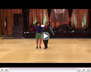 ILHC 2013: Juniors - Cyle Dixon & Alexis Davila
