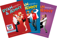 Ryan Francois & Jenny Thomas DVDs