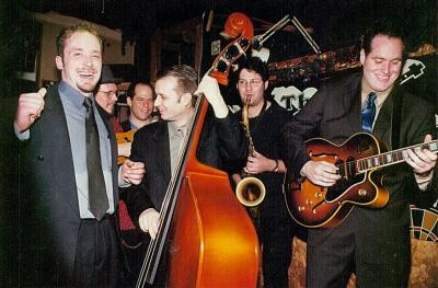 The Racky Thomas Band