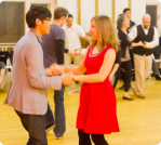 Lindy Hop/Swing Classes