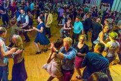 Uptown Swing Dance